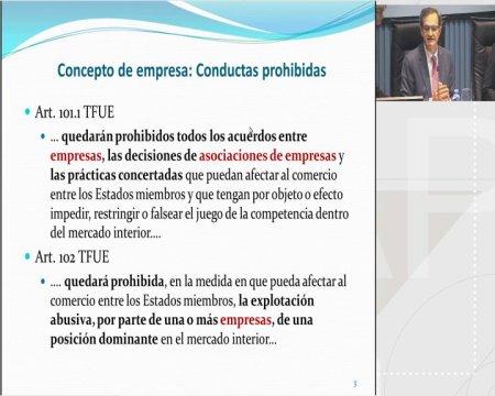 A actuación das administracións públicas en defensa da libre competencia  - Curso monográfico sobre A Administración Pública como garante da competencia e dos intereses dos comsumidores
